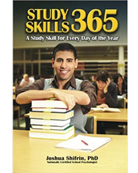 Study Skills 365: A Study Skill for Every Day of the Year